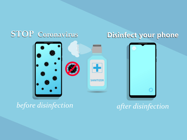 Dezynfekcja produktów