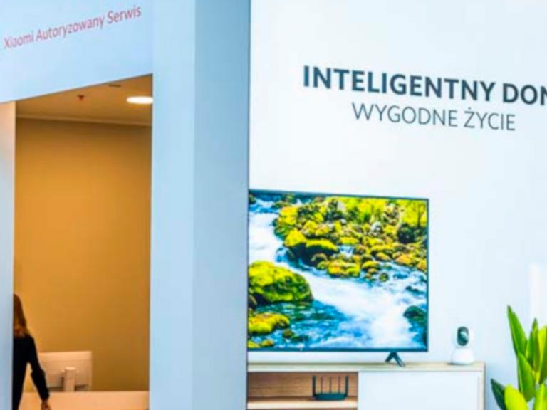 Autoryzowany serwis prowadzony przez S.B.E. Polska w największym salonie Xiaomi w tej części Europy!